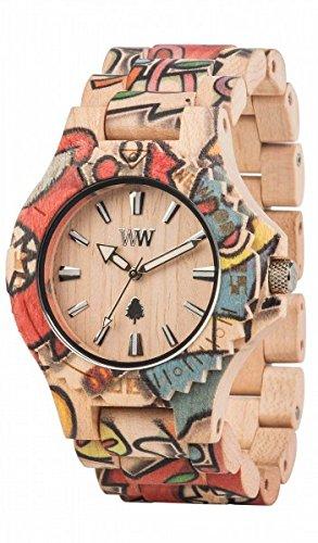 WeWood Date Woop Sweetstar Beige Armbanduhr WW52001