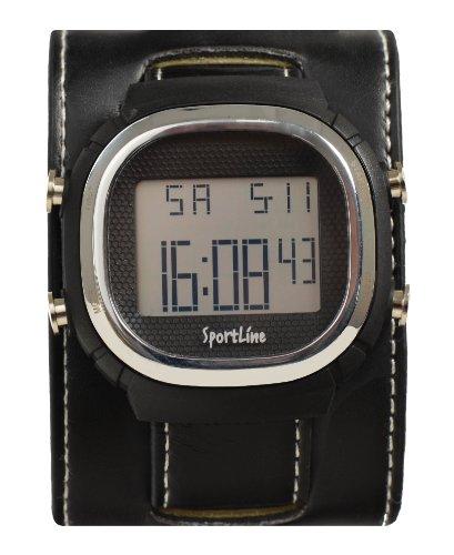 Modell Quadrato Sportline LCD Anzeige