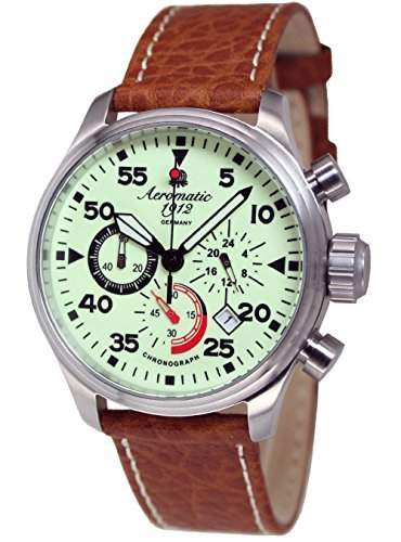 Chronograph von Aeromatic 1912 -full luminous A1342-B