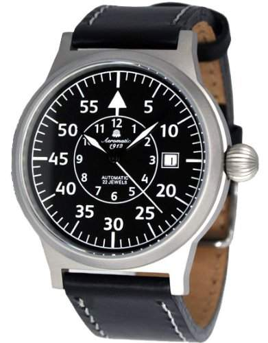 "Automatik Military Flieger Uhr ""Retro Look"""