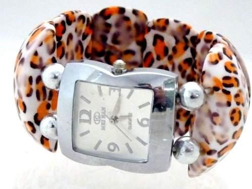 N$B BU-260 Leoparden Damenuhr