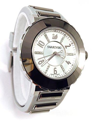 Swarovski Armbanduhr Octea Sport Silber 5040561 Special Edition Swiss Made