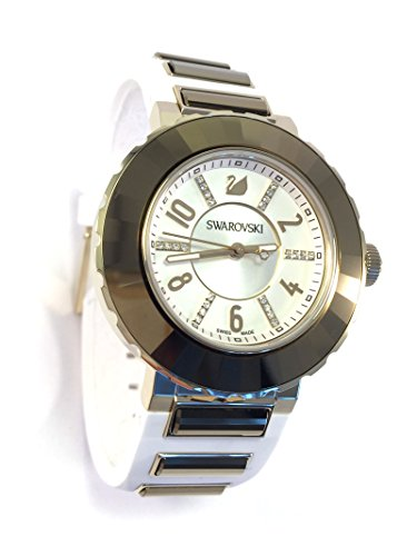 Swarovski Armbanduhr Octea Sport Weiss Light Gold Ton 5040559 Special Edition Swiss Made