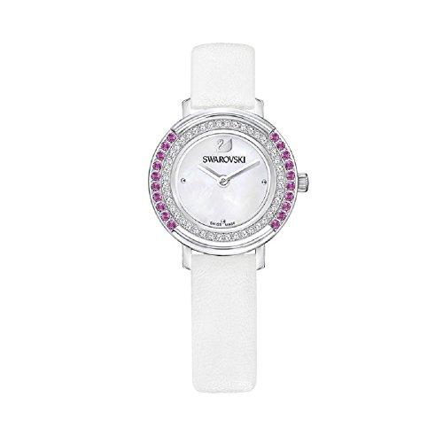 Uhren Swarovski Armbanduhr Damen Playful Mini Lederband Watch 5269221