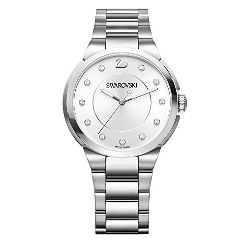 Swarovski City Simple White Armbanduhr