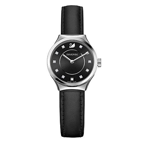 Swarovski Dreamy Uhr schwarz