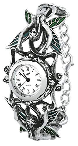 Alchemy Gothic Artemesia Bracelet Watch Armbanduhr Hartzinn nickelfrei