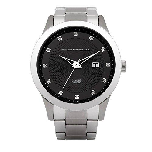 Fcuk Damen Analog Casual Quartz Reloj FC1135BM