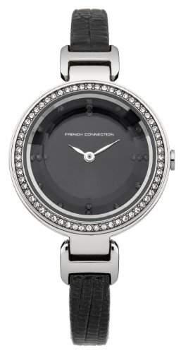 Fcuk Damen Analog Casual Quartz Reloj FC1180BU