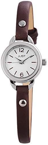 Just Watches Damen-Armbanduhr XS Analog Quarz Leder 48-S4064-BR