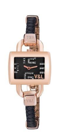 Damen Uhren VICTORIO Y LUCCHINO V L CHAPADO 24 HORAS VL064601