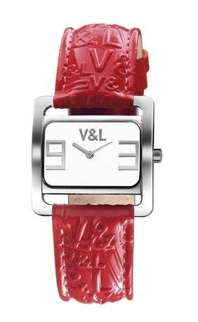 Damen Uhren VICTORIO Y LUCCHINO V L AL CUADRADO VL048603