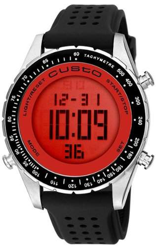 Herren Uhren CUSTO ON TIME CUSTO ON TIME SUPER DIGITAL CU055502