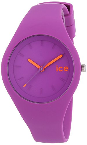 Ice Watch ICE chamallow Radiant orchid Lila mit Silikonarmband 001147 Small