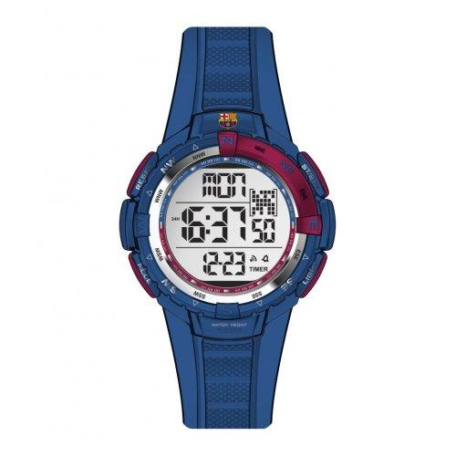 RADIANT Uhr F C Barcelona BA08602 Blue Man Silikon Chronograph