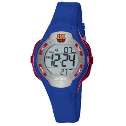 RADIANT Uhr F C Barcelona Blau Silikon Chronograph Unisex BA14601