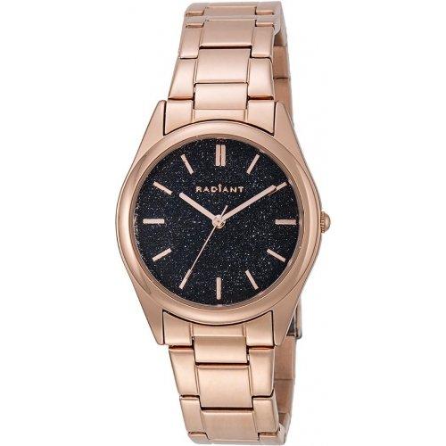 RADIANT Uhr Stahl rosa Frauen WHIS RA391206