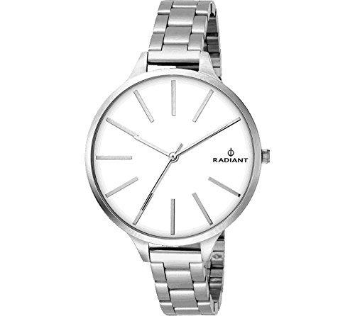 Radiant Stahl Uhren Silber Frau RA362201