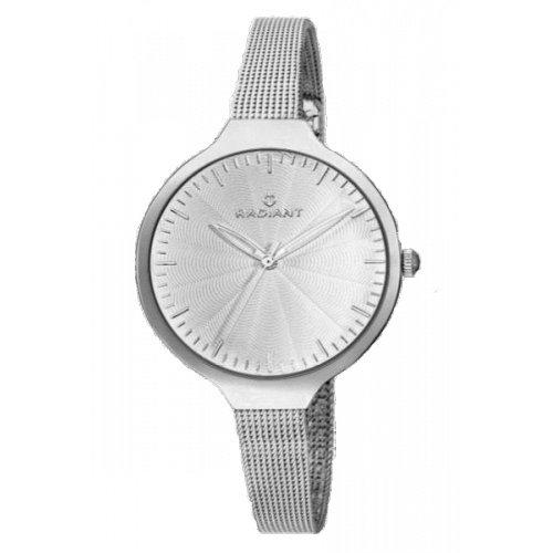RADIANT Uhr New Sunny RA336201 Silber Stahl Quarz Frauen