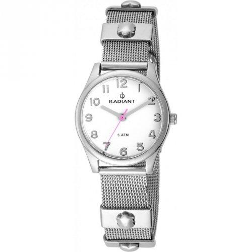 Radiant Uhr Silber Stahl RA386201 Maedchen Kommunion