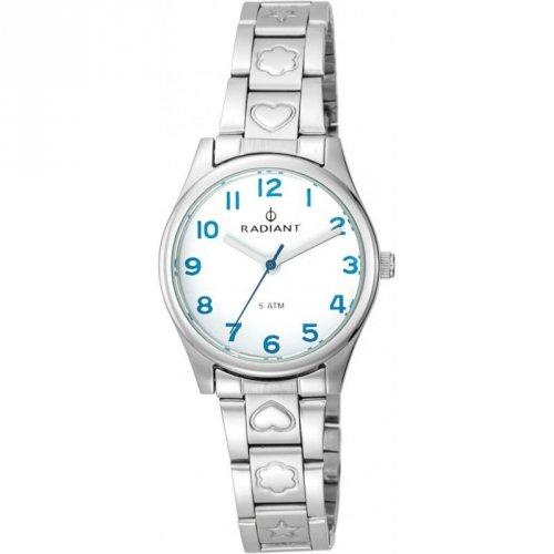 Radiant Uhr Silber Stahl RA387203 Maedchen Kommunion