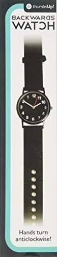 Thumbs Up BACWTH - Rueckwaertslaufende Armbanduhr