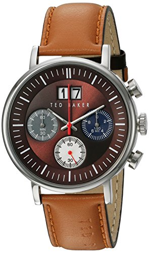 TED BAKER CHRONOGRAPH GENTS STRAP WATCH