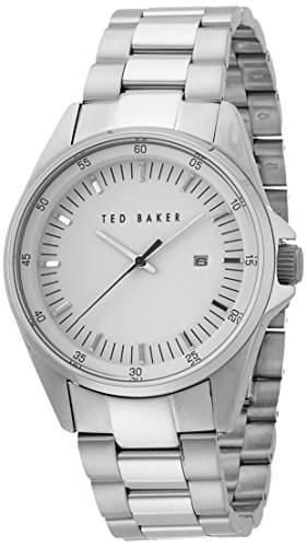 Ted Baker Rund Edelstahl Mens watch #TE3053