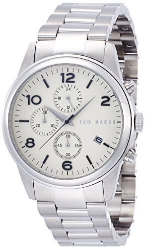 Ted Baker Gents Chronograph Bracelet Watch