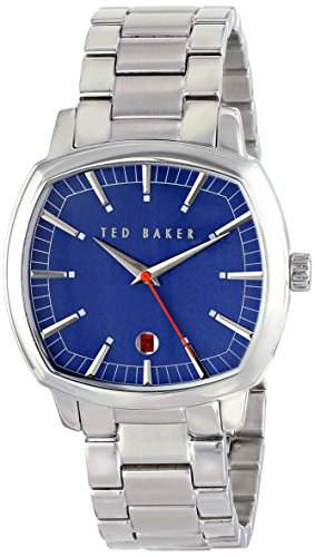 Ted Baker Gents Stainless Steel Bracelet Watch