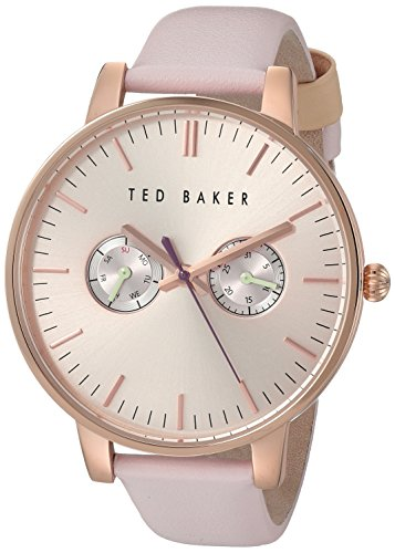Ted baker Damen Multi Zifferblatt pink Armbanduhr