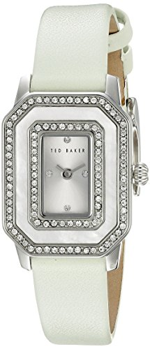 Ted Baker Ladies Stainless Steel Mint Strap Watch