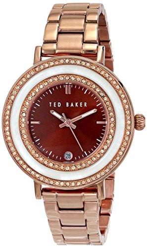 Ted Baker Te4107 Damen Stieg Gold Stein Set Ansehen Steel