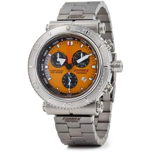 Formex 4 Speed Herren-Armbanduhr DS2000 200023161