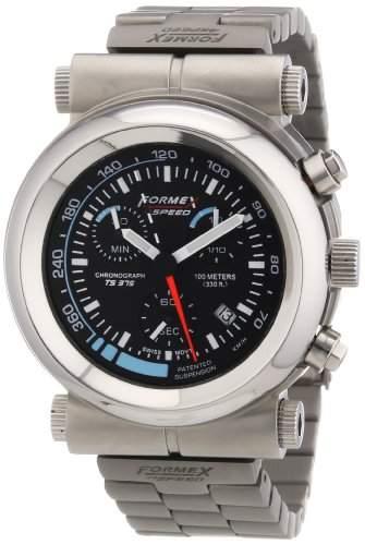 Formex 4 Speed Herren-Armbanduhr TS375 375113020