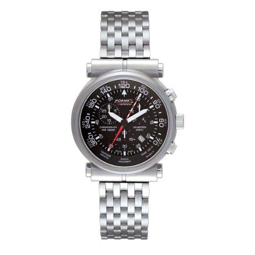 Formex 4 Speed Herren Armbanduhr Chronograph Quarz AS1500 915001 3023