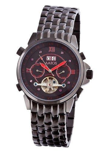 Aatos Herren Automatik Armband Uhr JaakkoBBBR