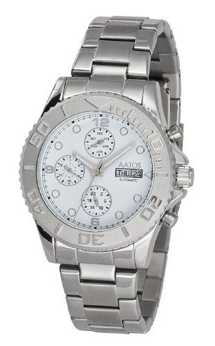 Aatos Herren Automatik Armband Uhr KaranisSSW
