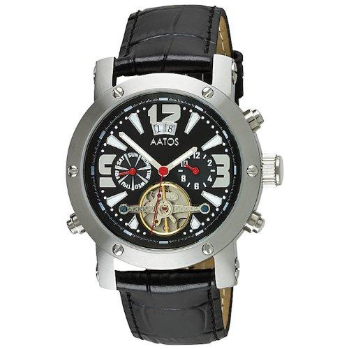 Aatos Herren Automatik Armband Uhr PrinosLSB