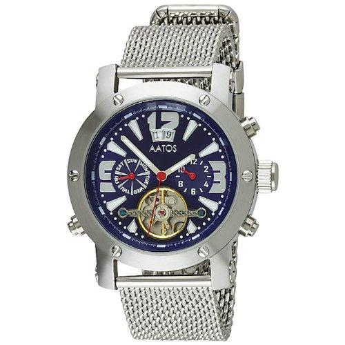 Aatos Herren Automatik Armband Uhr PrinosSSBl