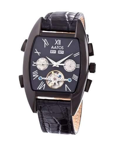 Aatos Herren Automatik Armband Uhr GiacomoLBB