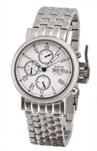 Aatos Herren Automatik Armband Uhr DiegoSSW