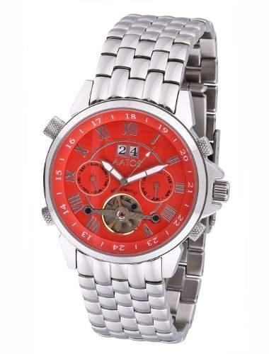 Aatos Herren Automatik Armband Uhr JaakkoSSR