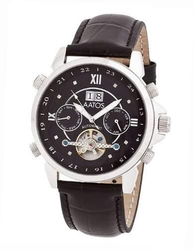 Aatos Herren Automatik Armband Uhr JaakkoLSBD