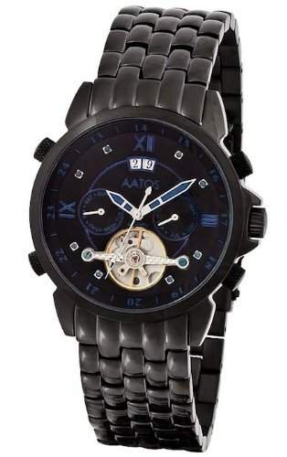 Aatos Herren Automatik Armband Uhr JaakkoBBBS