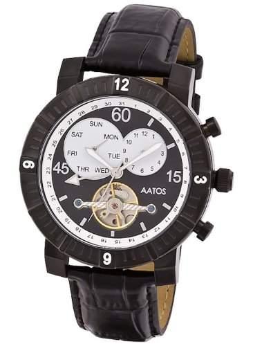 Aatos Herren Automatik Armband Uhr AgilusLBB