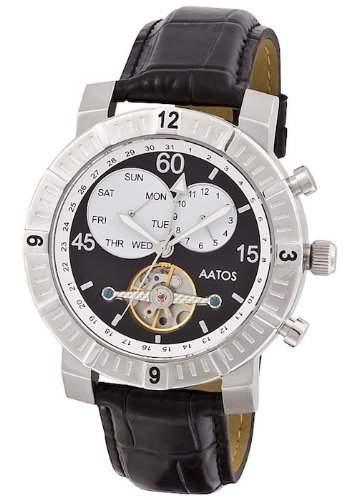 Aatos Herren Automatik Armband Uhr AgilusLSB