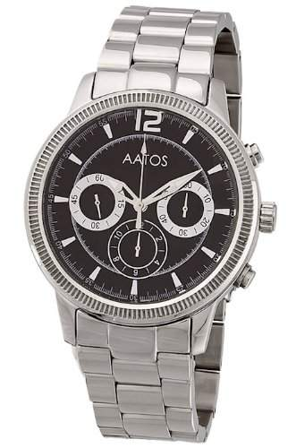 Aatos Herren Automatik Chronograph Armband Uhr DismasSSB