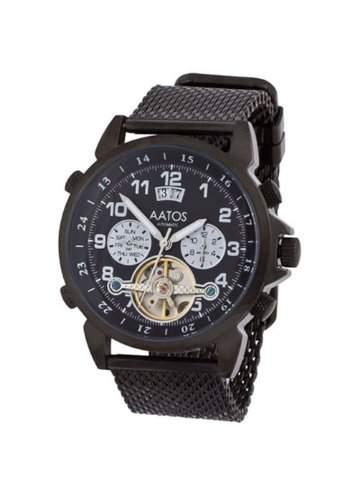 Aatos Herren Automatik Armband Uhr TiosBBB