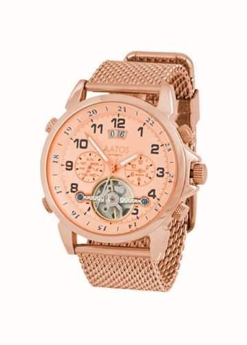 Aatos Herren Automatik Armband Uhr TiosRgRgRg